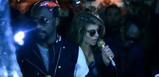Black Eyed Peas v novém klipu Just Can't Get Enough