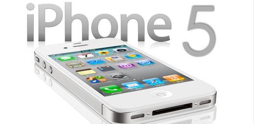 12 lákavých novinek iPhone 5 (iPhone 4S)