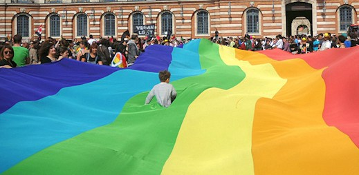 17. květen, den proti homofobii