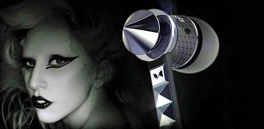 Heartbeats 2.0: Užijte si hudbu s novými sluchátky od Lady Gaga