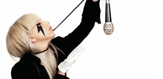 Lady Gaga je sedmou nejmocnější ženou na světě