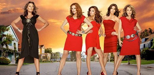 Zoufalé manželky definitivně skončí 8. sérií