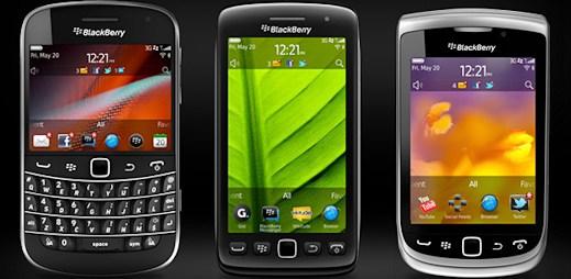 Nový BlackBerry 9850 Torch jako náhrada za iPhone?