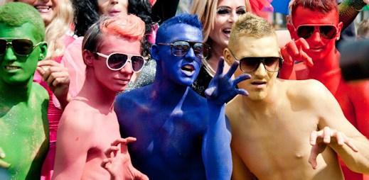 Průvod Prague Pride 2011 je za námi, dopadl skvěle (fotky)