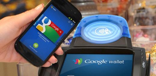 Mobil místo peněženky, Američané už testují Google Wallet (NFC)