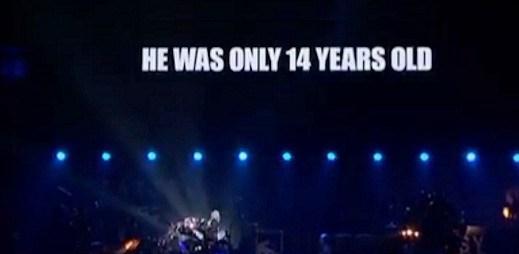 Lady Gaga věnovala píseň gayovi, který zemřel kvůli šikaně