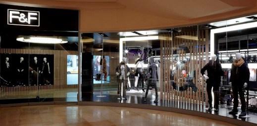 V Česku bude otevřen druhý samostatný obchod F&F