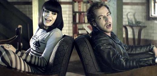 James Morrison a Jessie J spolu v novém videoklipu