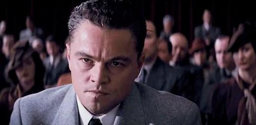 """Zakladatel FBI se v novém filmu """"J. Edgar"""" objeví jako gay"""