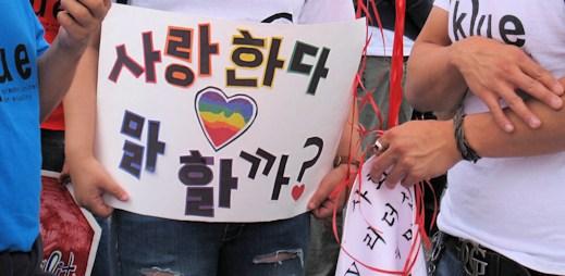 Jižní Korea se bouří proti firmě IBM, která zvýhodňuje gaye