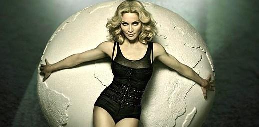 """Madonna: Poslechněte si jako první nový song """"Give Me All Your Love"""""""