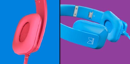 Luxusní sluchátka Nokia Purity HD: stylový design pro mladé