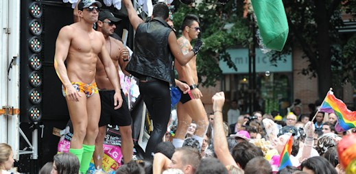 Zakáže Rusko pochody homosexuálů?
