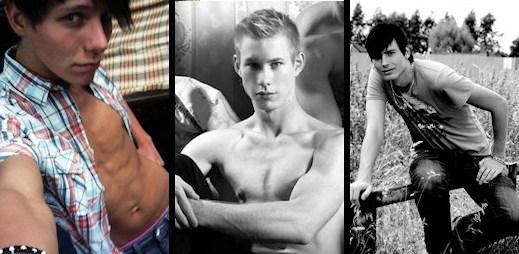 Souboj kluků #19: který z kluků se vám líbí?