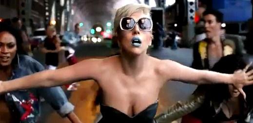 """Dlouhý klip """"Marry The Night"""" od Lady Gaga je konečně venku"""