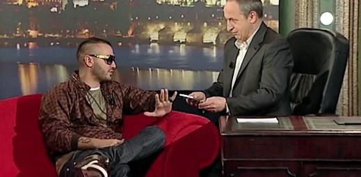 Kraus a Rytmus: rapovali spolu v Show Jana Krause (video)