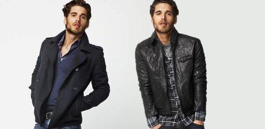 Inspirujte se u italské módy GAS Jeans - 2. část