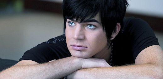 American Idol: Gay Adam Lambert nazpíval singl pro film 2012