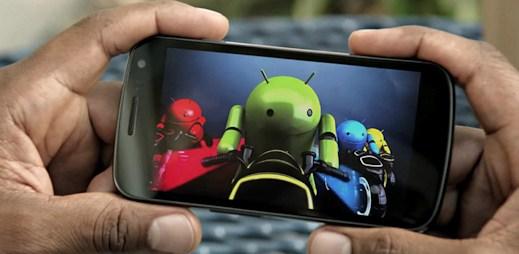 Ježíšek o Vánocích nadělil 3,7 milionu Androidů, také jste dostali?