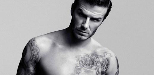 Sexy David Beckham nafotil kolekci spodního prádla pro H&M