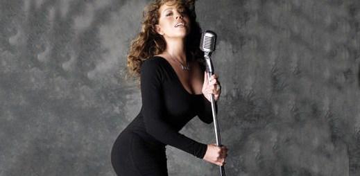Mariah Carey je těhotná