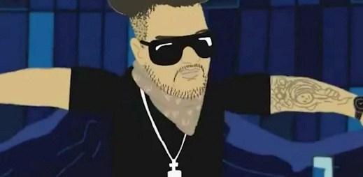 Rytmus a Eminem v animované parodii Rytmaus