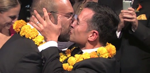 Gay video: Krásná gay svatba, kterou by chtěl každý prožít