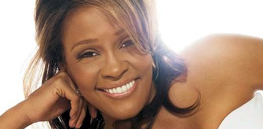 R.I.P.: Zemřela zpěvačka Whitney Houston