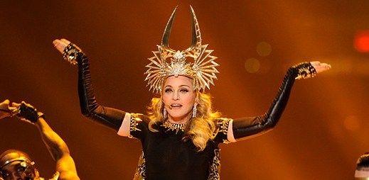 Madonna: ukázka nového singlu Girls Gone Wild