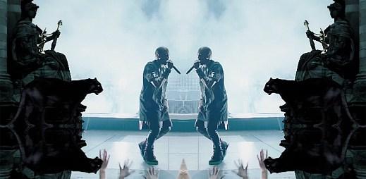 Jay-Z a Kanye West v psychedelickém klipu Niggas in Paris