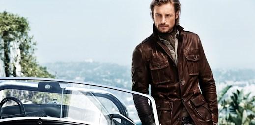 Luxusní jarní kolekce 2012 Hugo Boss Selection