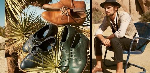 Jarní kolekce barevných bot od Vagabond