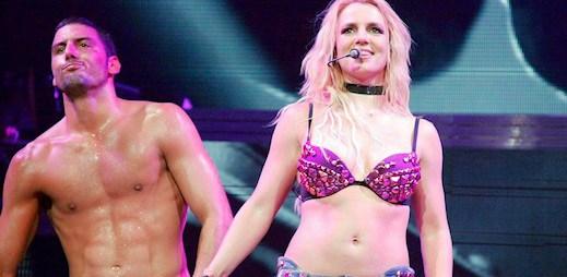 Poslechněte si: Briney Spears unikl neznámý song Ouch