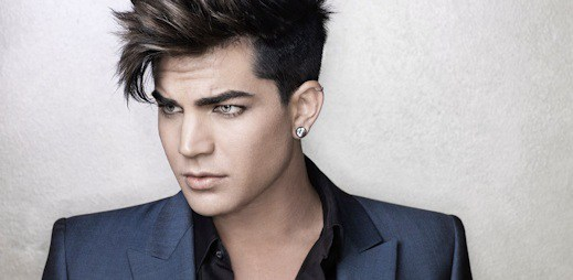 Adam Lambert vydal druhý singl Never Close Our Eyes