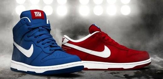 Nová kolekce Nike Dunk NFL iD: Jaké barvy se vám líbí? - 1. část