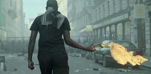 Kanye West a Jay-Z v destruktivním klipu No Church In The Wild