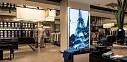 Nefalšovaný luxus: Obchod Hugo Boss na nejdražší ulici Paříže