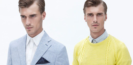 Zara: Inspirujte se u pastelových barev