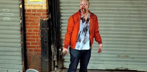 Herci se proháněli ulicemi New Yorku jako zombie