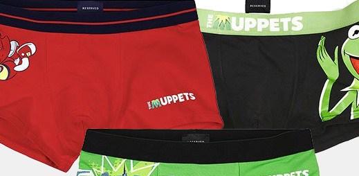 Reserved: Limitovaná kolekce spodního prádla Sezame, otevři se