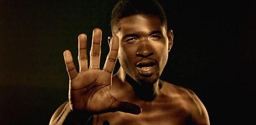 Usher porovnává lásku s oceánem v baladě Dive