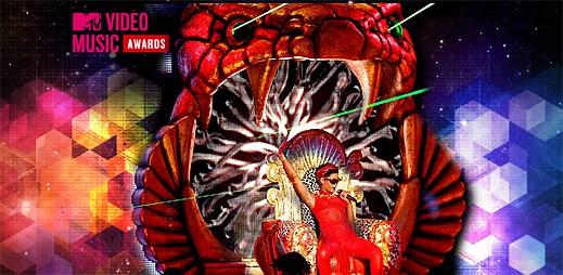 Musíte vidět: 7 nejlepších vystoupení na MTV VMA 2012 (video)