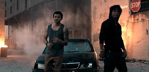 Lupe Fiasco a Guy Sebastian nesou poselství o jizvách z bitev