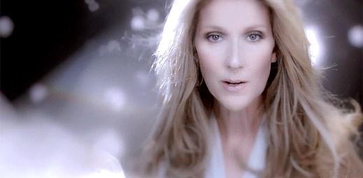 Celine Dion je zpět s novým klipem o jejím zemřelém otci