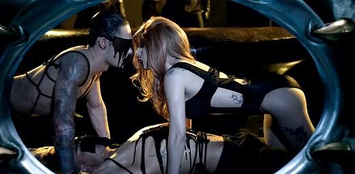 Lady Gaga: Podívejte se na celý film k parfému Fame