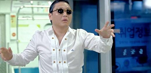 Čiperný Korejec Psy si vyskákal pozornost v Gangnam Style