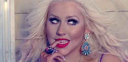 Christina Aguilera: Zbrusu nový klip pro hitovku Your Body