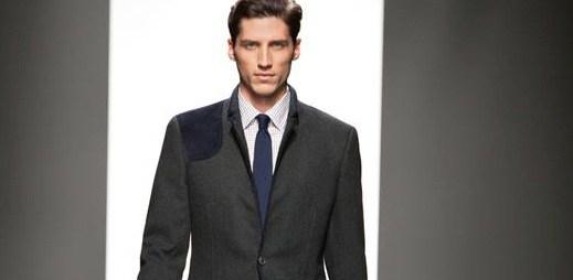 Pánské obleky Hugo Boss aneb zimní kolekce 2012