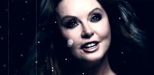 Hvězdná zpěvačka Sarah Brightman: Relaxační klip Angel