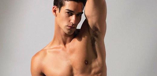 Spodního prádlo Diesel: Luxusní fotografie a sexy těla modelů